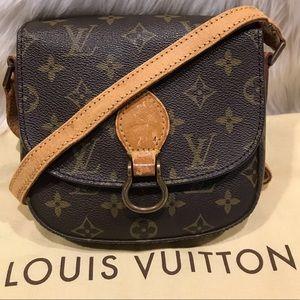 Authentic Louis Vuitton Saint Cloud #5.7K